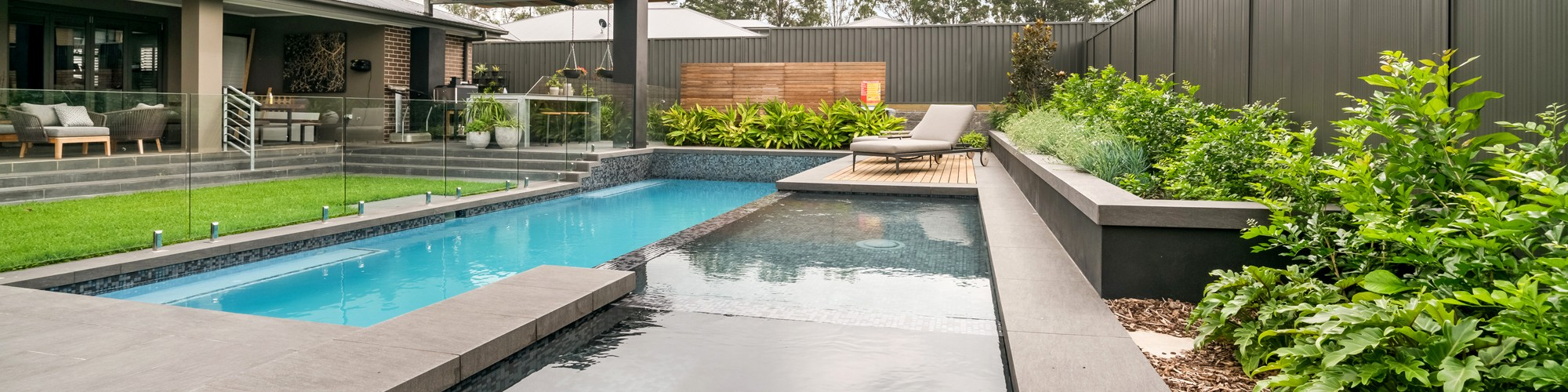 Outdoor design finishing touches sydney pool and for Pool design sydney