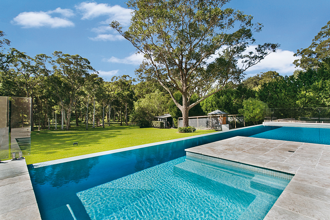 Freedom pools sydney and central coast project 1 sydney for Pool design sydney