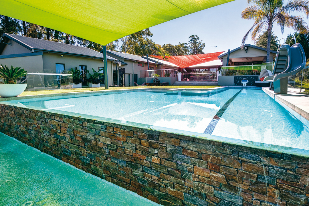 Crystal Pools Sydney Pool And Outdoor Design
