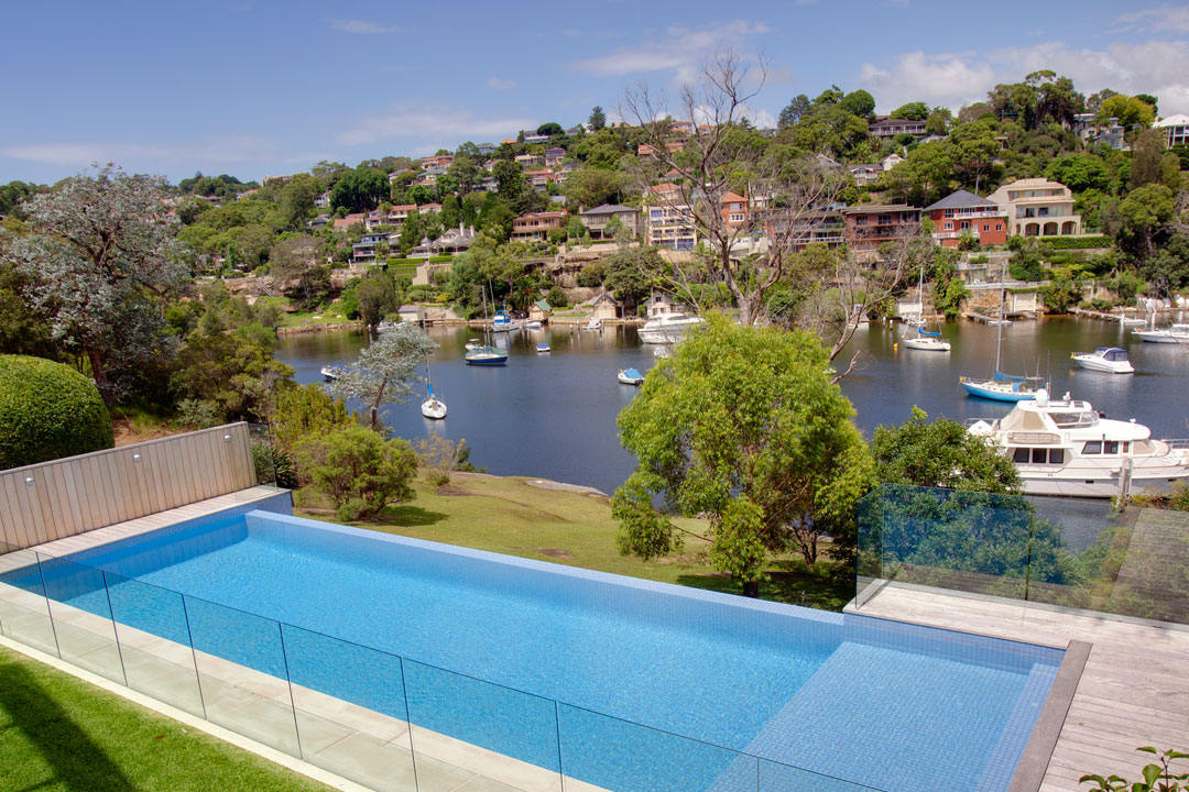Aquastone pools landscapes sydney pool and outdoor design for Pool design sydney