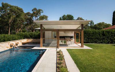 A Total Concept Landscape Architects, Cabana & Pool Designers