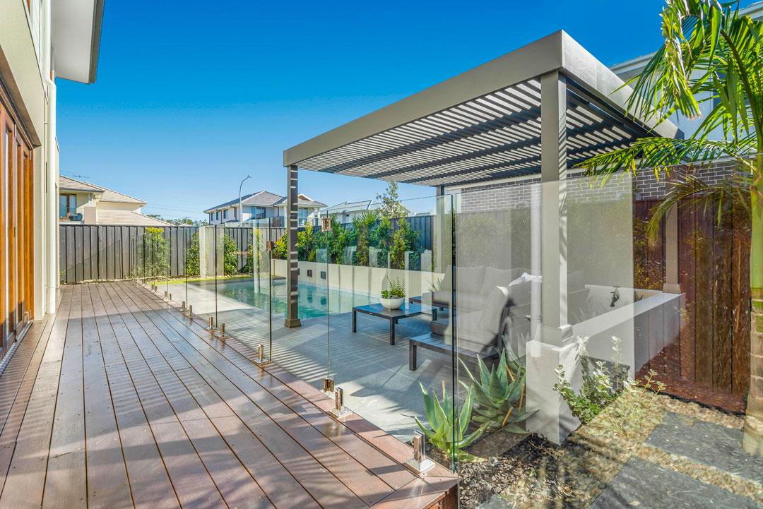 Insights landscapes Sydney landscaping modern coastal backyard
