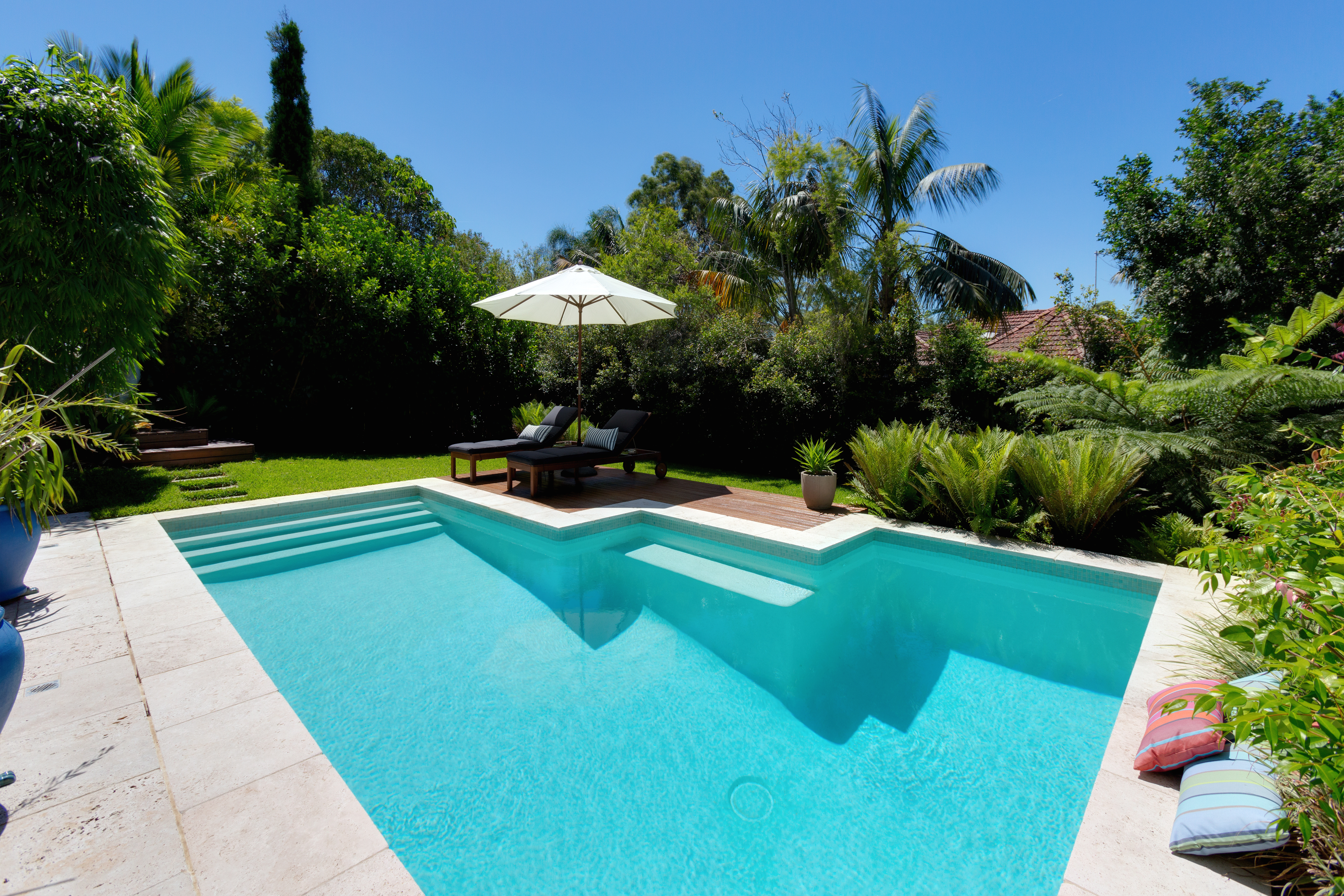 Premier pools sydney pool and outdoor design for Pool design sydney