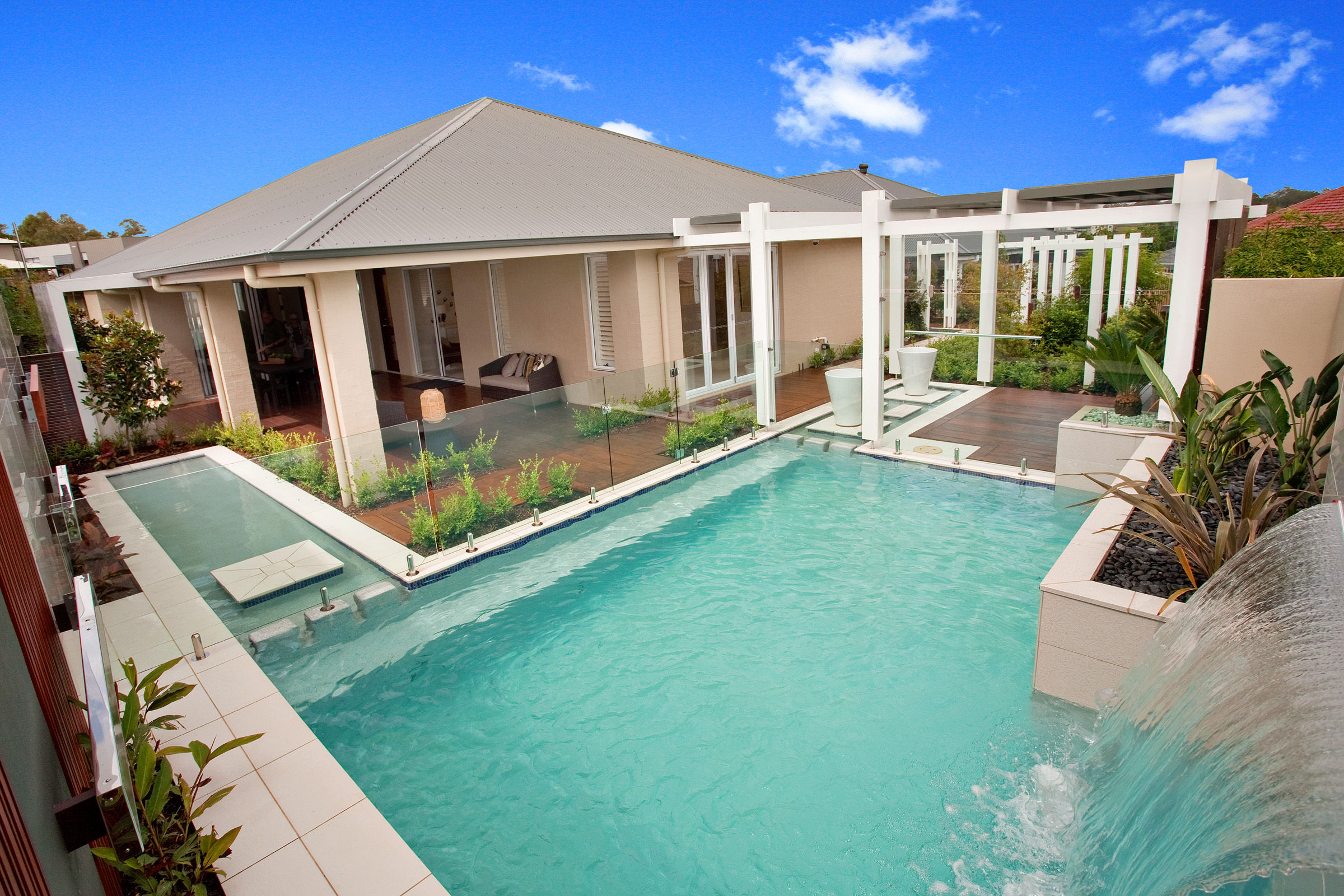 Concept pools australia sydney pool and outdoor design for Pool design sydney