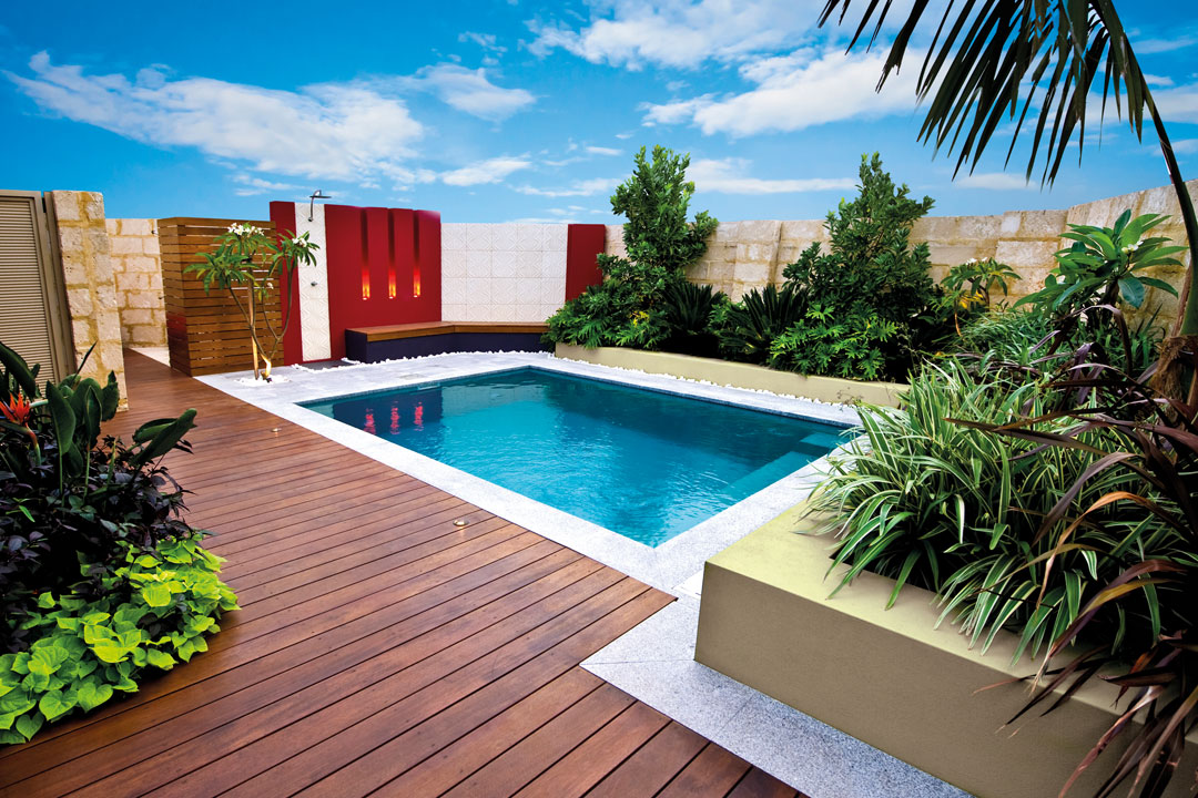 Leisure pools sydney pool and outdoor design for Pool design sydney