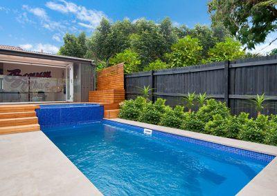 Swim Spa Plunge Pool