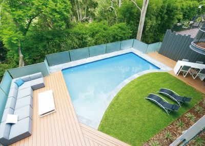 Aquastone Pools & Landscapes Project 1