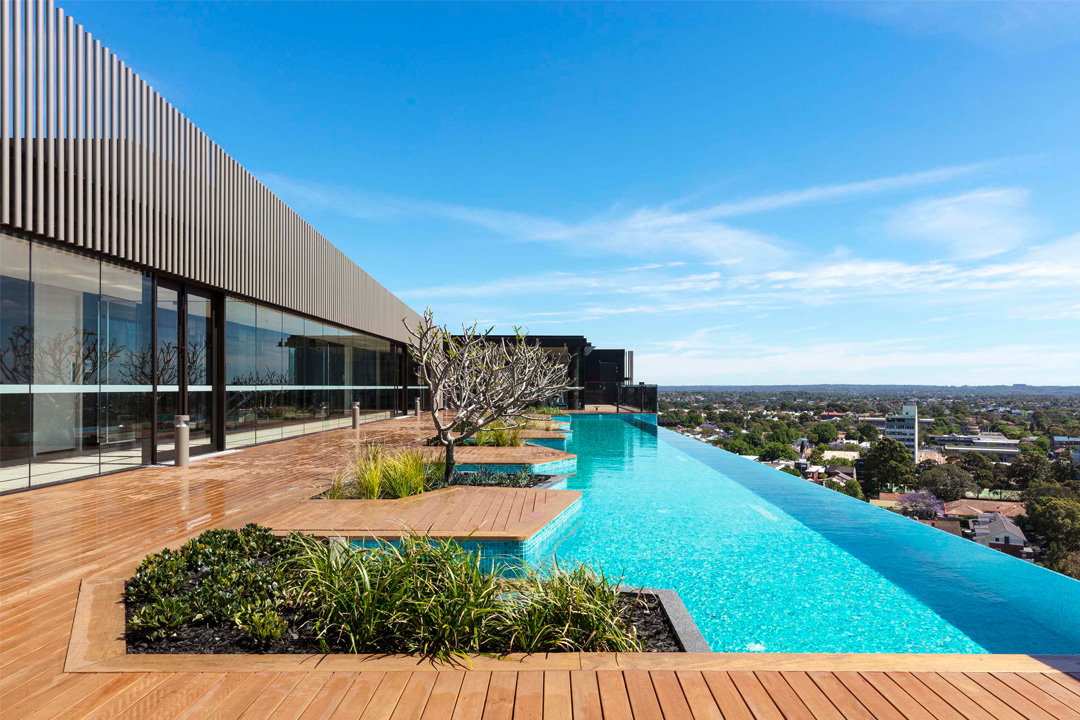 Best in show sydney pool and outdoor design for Pool design sydney