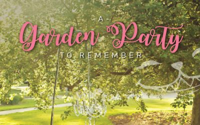 A Garden Party To Remember