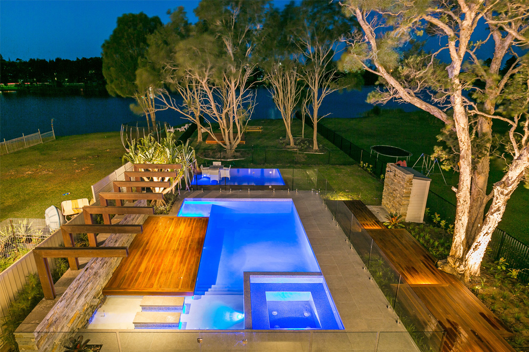 Meet the pool builders issue 17 sydney pool and for Pool design sydney