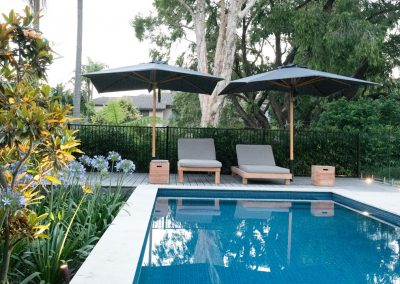 GOODMANORS Pool + Garden Project 6