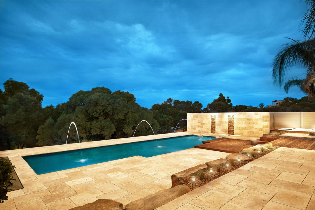 Leisure pools goulburn sydney pool and outdoor design for Pool design sydney