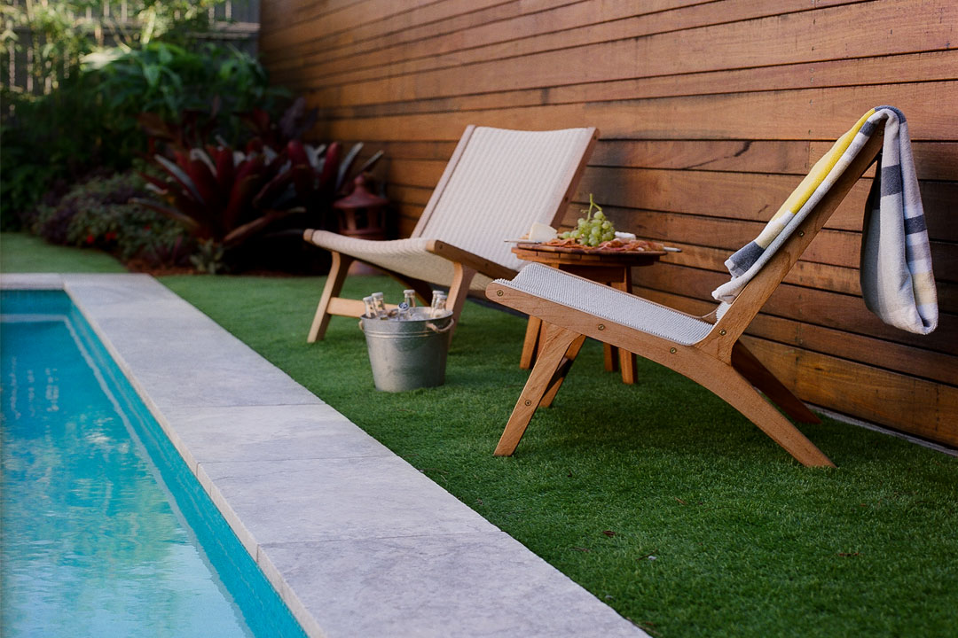 Bayview Landscapes outdoor fake grass landscaping pools Sydney