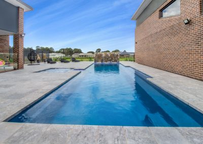 Narellan Pools Nepean Project 1