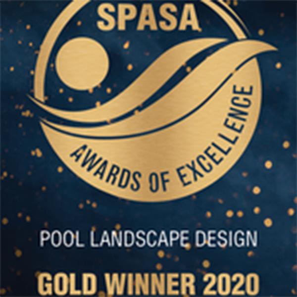 Spasa Gold award