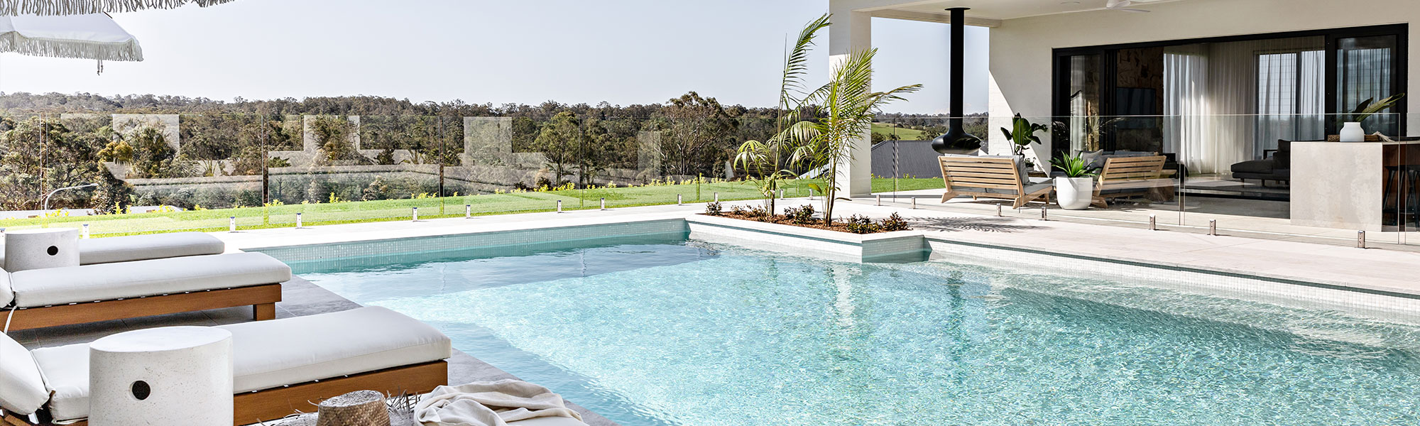 Syndey Pool + Outdoor Design